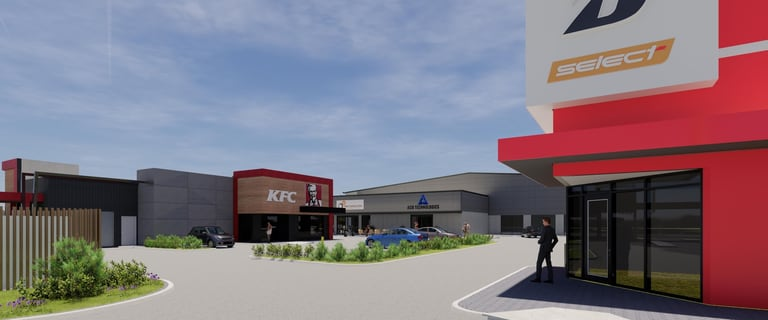 Factory, Warehouse & Industrial commercial property for lease at 89a Williamson Road Ingleburn NSW 2565
