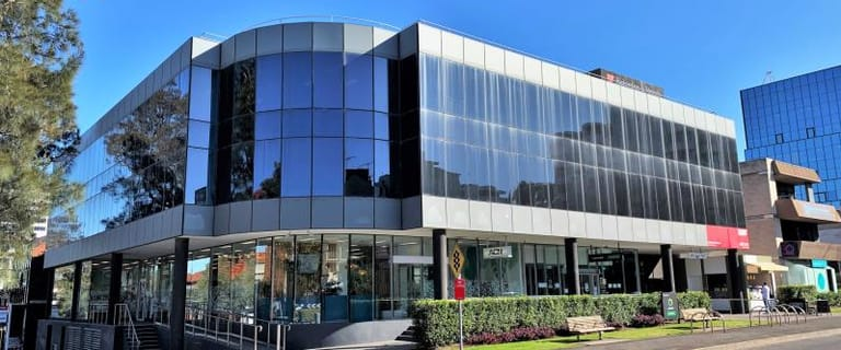 Offices commercial property for lease at Part lvl 1 & Whole Lvl 2/19-23 Hollywood Avenue Bondi Junction NSW 2022