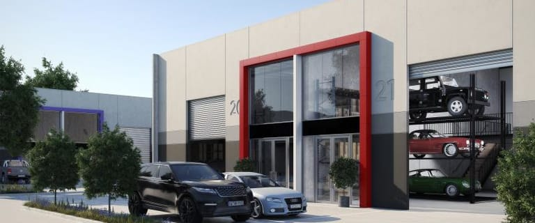 Factory, Warehouse & Industrial commercial property for lease at 45-47 McArthurs Road Altona North VIC 3025