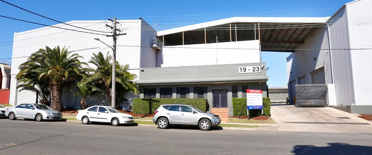 Factory, Warehouse & Industrial commercial property for lease at 19-23 Fariola Street Silverwater NSW 2128