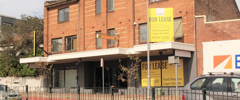 Shop & Retail commercial property for lease at 233-237 MIlitary Road Cremorne NSW 2090