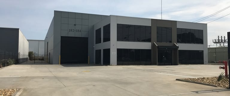 Factory, Warehouse & Industrial commercial property for lease at 182-184 Hammond Road Dandenong VIC 3175
