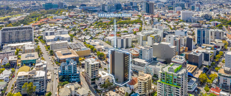 Offices commercial property for lease at 7/131 Leichhardt  Street Spring Hill QLD 4000