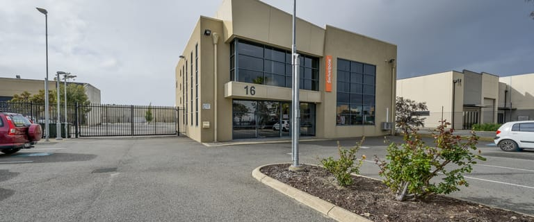 Factory, Warehouse & Industrial commercial property for lease at 16 Blackly Row Cockburn Central WA 6164