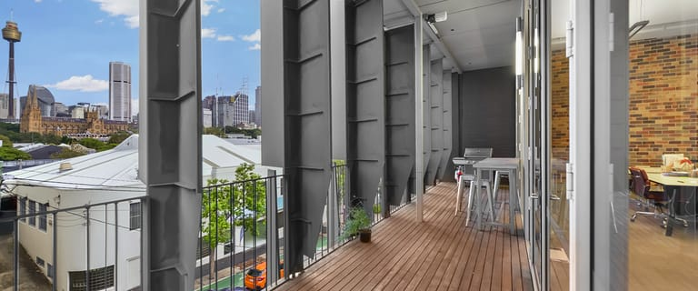 Offices commercial property for lease at 120 Bourke Street Woolloomooloo NSW 2011