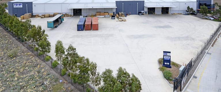 Factory, Warehouse & Industrial commercial property for lease at 1/119 Studley Court Derrimut VIC 3026