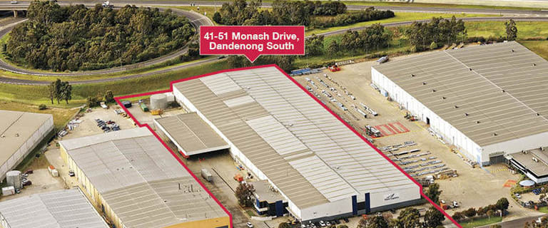Factory, Warehouse & Industrial commercial property for lease at 41-51 Monash Drive Dandenong South VIC 3175