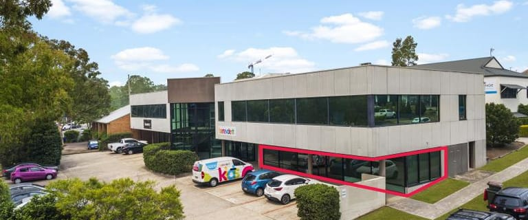 Offices commercial property for lease at Ground   G1/14 Garnett Road East Maitland NSW 2323
