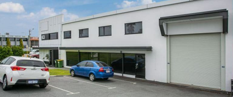 Showrooms / Bulky Goods commercial property for lease at 63 Collingwood Street (Cnr. Hutton St) Osborne Park WA 6017