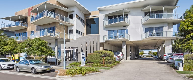 Medical / Consulting commercial property for lease at 4/16 Innovation Parkway Birtinya QLD 4575