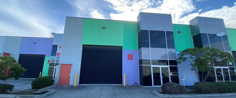 Factory, Warehouse & Industrial commercial property for lease at 8/72-76 Fenton Street Huntingdale VIC 3166