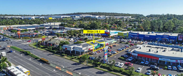 Offices commercial property for lease at Shops 2 & 3/28 Browns Plains Browns Plains QLD 4118