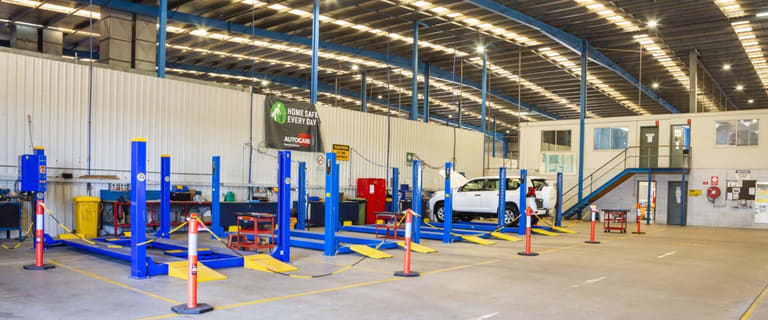 Factory, Warehouse & Industrial commercial property for lease at 41-47 Stennett Road Ingleburn NSW 2565