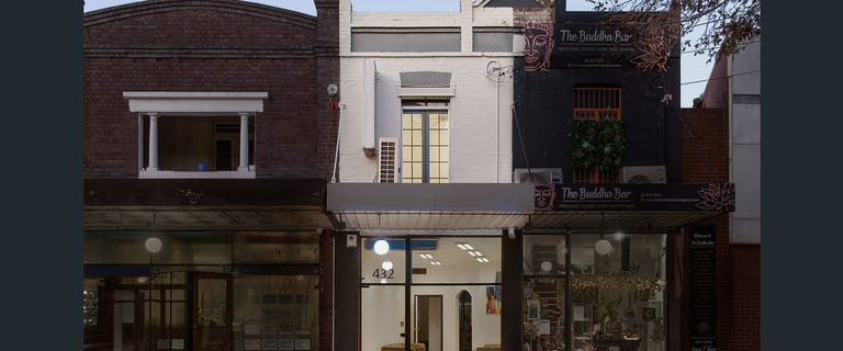 Shop & Retail commercial property for lease at 432 King Street Newtown NSW 2042
