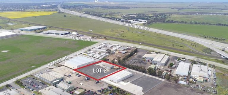 Factory, Warehouse & Industrial commercial property for lease at Lot 2, 25 Heales Road Corio VIC 3214