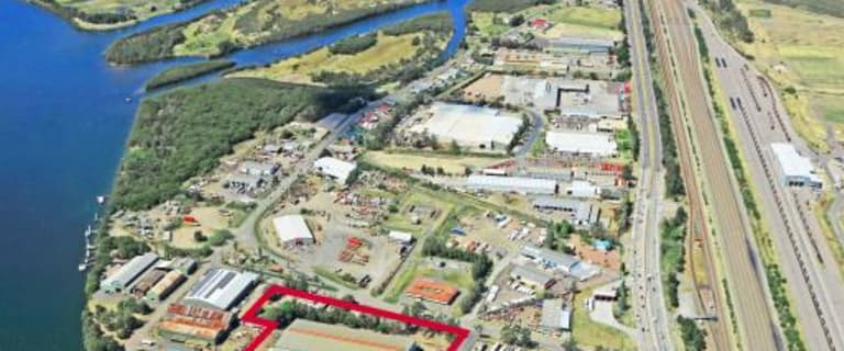 Factory, Warehouse & Industrial commercial property for lease at Lot 2/230 Old Maitland Road Hexham NSW 2322