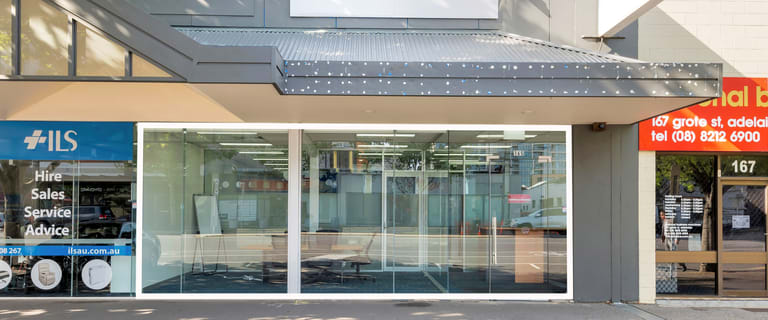 Showrooms / Bulky Goods commercial property for lease at 165 Grote Street Adelaide SA 5000