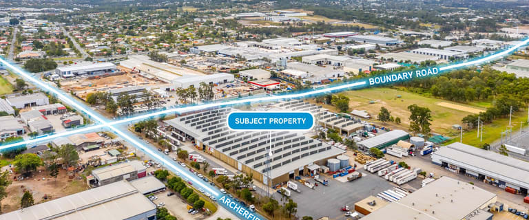 Factory, Warehouse & Industrial commercial property for lease at 616 Boundary Road Richlands QLD 4077