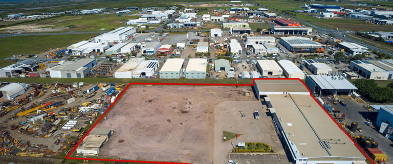 Factory, Warehouse & Industrial commercial property for lease at 19-21 Formation Street Paget QLD 4740