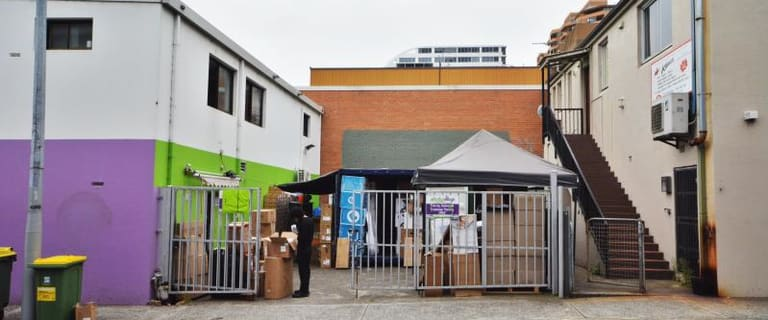 Showrooms / Bulky Goods commercial property for lease at 90-94 Ebley St Bondi Junction NSW 2022