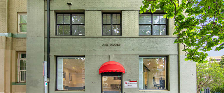 Showrooms / Bulky Goods commercial property for lease at 81-83 Campbell Street Surry Hills NSW 2010