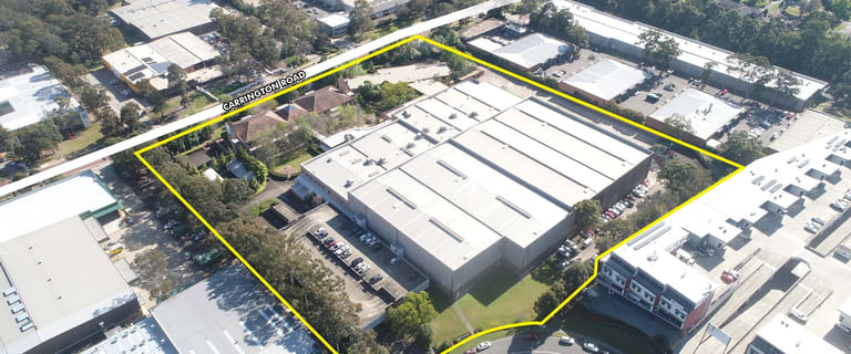 Factory, Warehouse & Industrial commercial property for lease at Castle Hill NSW 2154