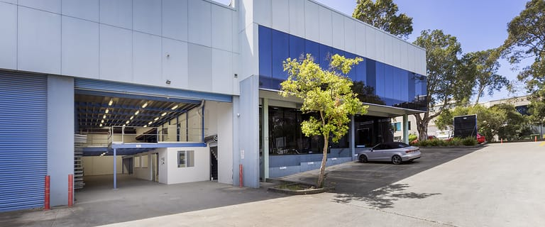 Factory, Warehouse & Industrial commercial property for lease at 10/26 Dunning Ave Rosebery NSW 2018