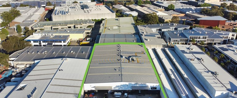 Showrooms / Bulky Goods commercial property for lease at 1 Gillespie Avenue Alexandria NSW 2015