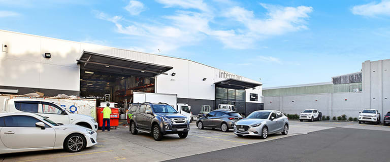 Factory, Warehouse & Industrial commercial property for lease at 1 Gillespie Avenue Alexandria NSW 2015