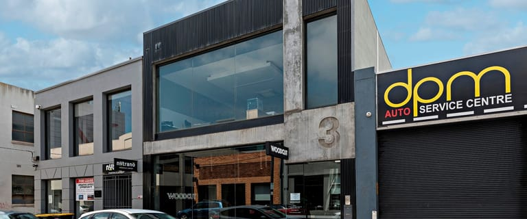 Offices commercial property for lease at 1st Floor/3 Albert Street Richmond VIC 3121