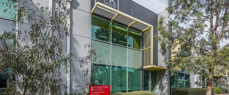 Offices commercial property for lease at 33 Wirraway Drive Port Melbourne VIC 3207