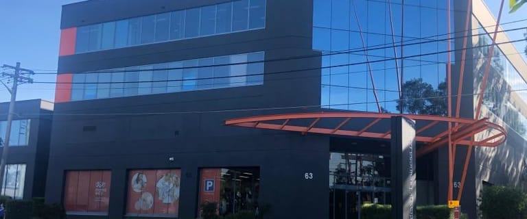 Factory, Warehouse & Industrial commercial property for lease at Unit 12A/63-79 Parramatta Road Silverwater NSW 2128