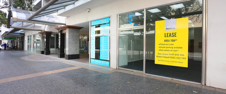 Offices commercial property for lease at 146 Marsden Street Parramatta NSW 2150
