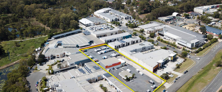 Showrooms / Bulky Goods commercial property for lease at Varsity Lakes QLD 4227