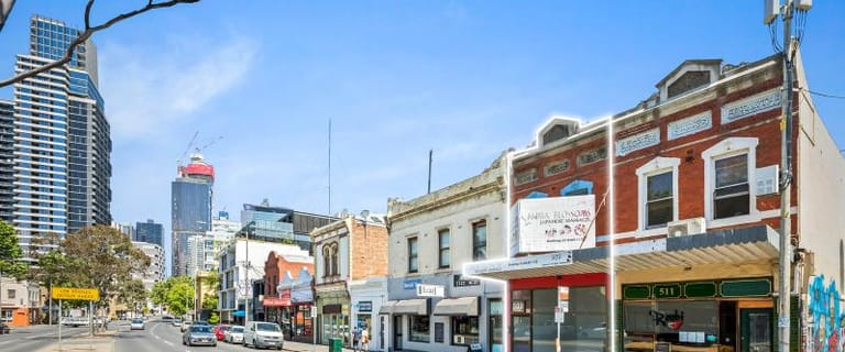 Offices commercial property for lease at 509 Spencer Street West Melbourne VIC 3003