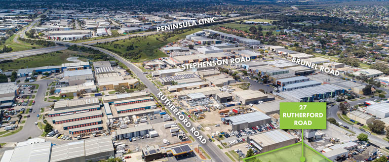 Development / Land commercial property for lease at 27 Rutherford Road Seaford VIC 3198