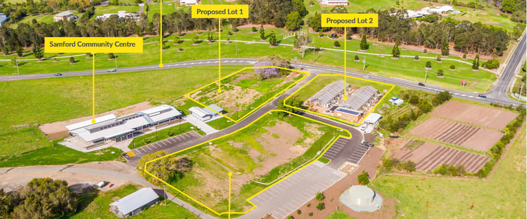 Development / Land commercial property for lease at 2204 Mount Samson Road Samford Valley QLD 4520