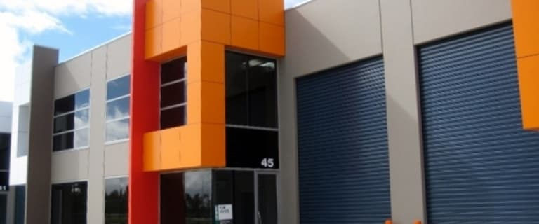 Factory, Warehouse & Industrial commercial property for lease at 45 Enterprise Circuit Carrum Downs VIC 3201