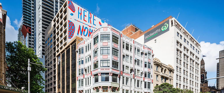 Shop & Retail commercial property for lease at Park House 295 Pitt Street Sydney NSW 2000