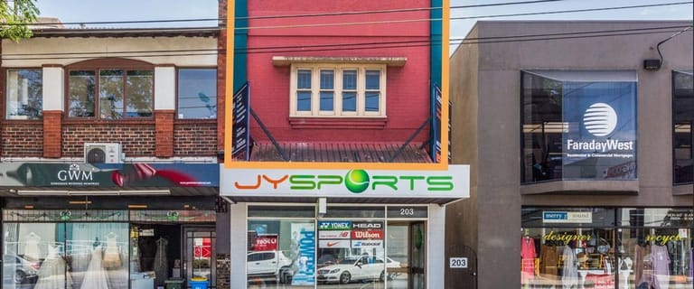 Offices commercial property for lease at 203 Riversdale Road Hawthorn VIC 3122