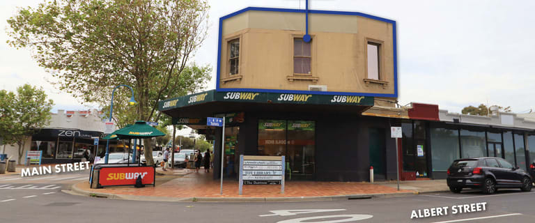 Shop & Retail commercial property for lease at 1A Albert Street Mornington VIC 3931