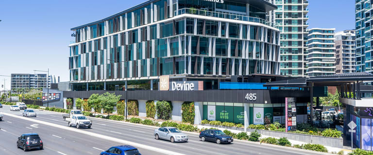 Medical / Consulting commercial property for lease at Level 1/485 Kingsford Smith Drive Hamilton QLD 4007