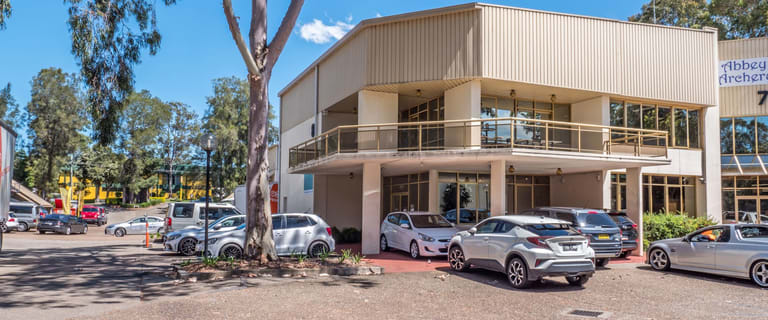 Factory, Warehouse & Industrial commercial property for lease at 15 Carrington Road Castle Hill NSW 2154
