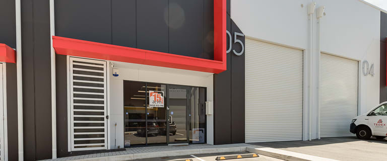 Factory, Warehouse & Industrial commercial property for lease at 5/10 Geddes Street Balcatta WA 6021