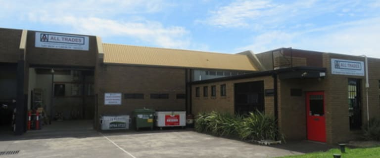 Factory, Warehouse & Industrial commercial property for lease at 2/11 Eastgate Court Wantirna South VIC 3152