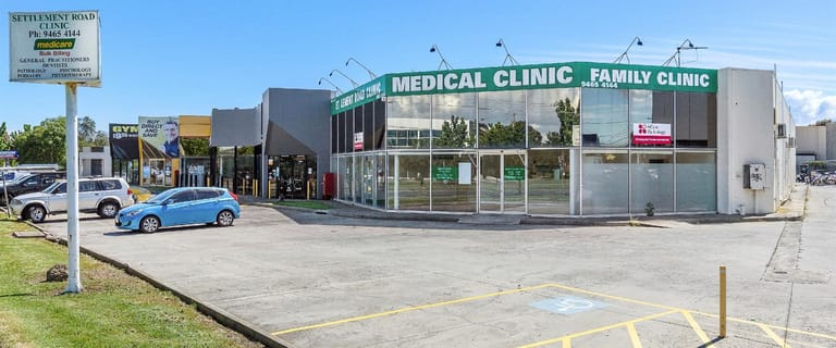 Medical / Consulting commercial property for lease at 258 & 258a Settlement Road Thomastown VIC 3074