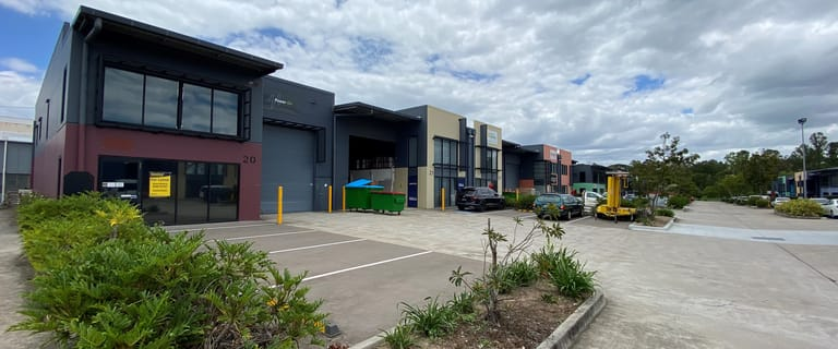 Factory, Warehouse & Industrial commercial property for lease at 20/256 Musgrave Road Coopers Plains QLD 4108