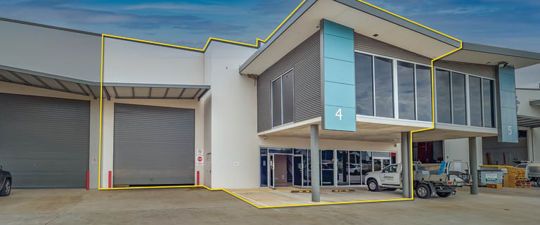 Factory, Warehouse & Industrial commercial property for sale at 4/18 Prospect Place Berrinba QLD 4117