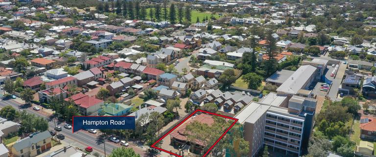 Shop & Retail commercial property for lease at 96 Hampton Road Fremantle WA 6160