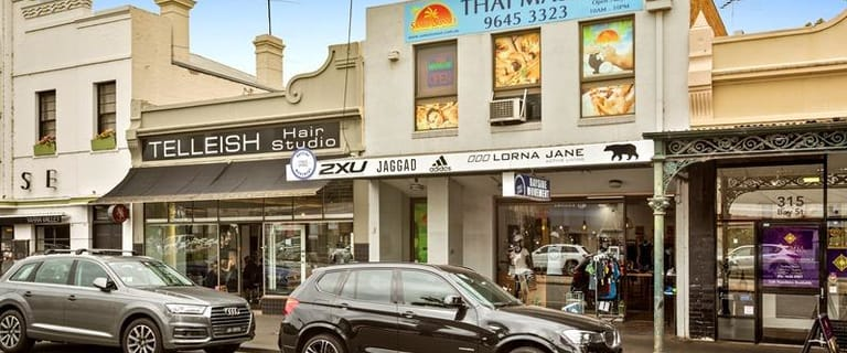 Offices commercial property for lease at Ground/313 Bay Street Port Melbourne VIC 3207